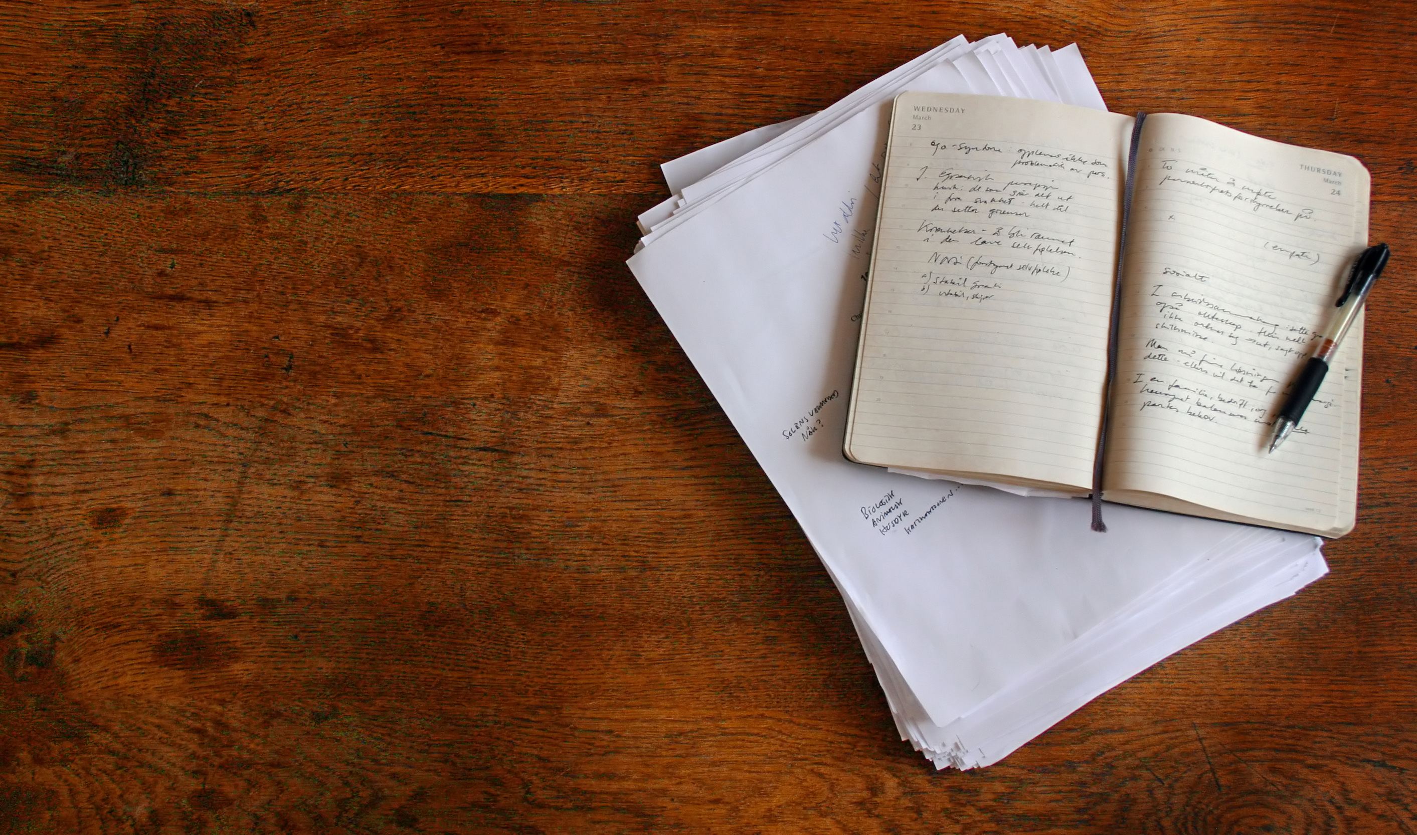 Writing your own integrity report