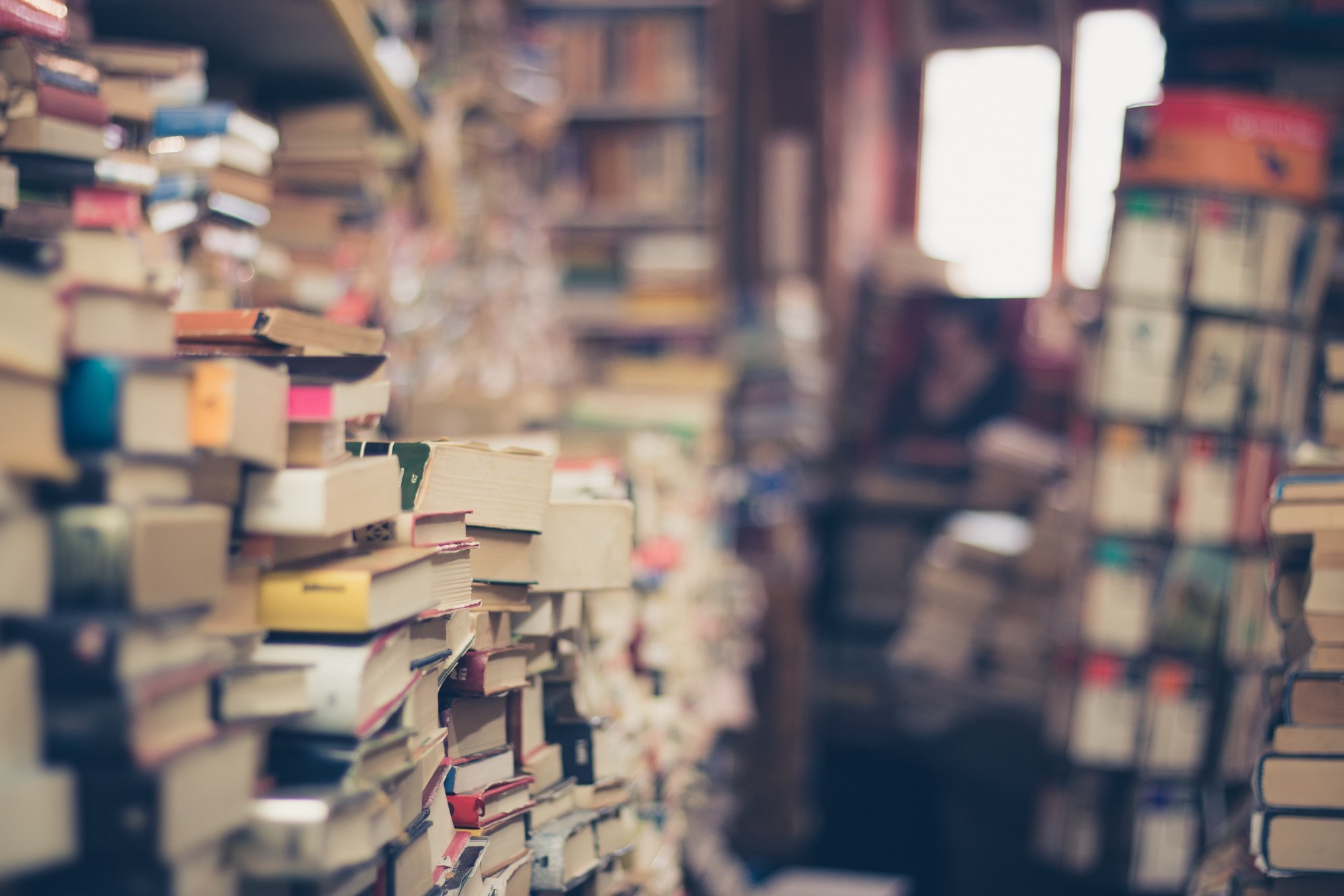 Hey! Cross out plans to read 'x number of books each month' from your new year's plan. It won't work.